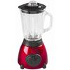 KALORIK 6-Cup Red Stainless Steel Blender