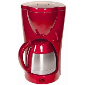 KALORIK Red 8-Cup Coffee Maker
