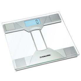 Shop KALORIK Glass Digital Bathroom Scale At