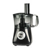 KALORIK 8-Cup 500-Watt Black 5-Blade Food Processor