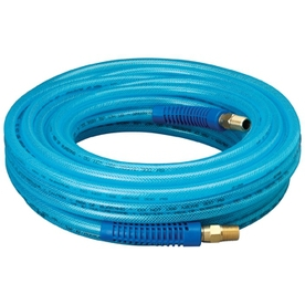 Kobalt 1/4-in x 50-ft Blue Polyurethane Air Hose