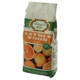 Arizona's Best 5 lb Synthetic Citrus Trees Food Water-Soluble Granules