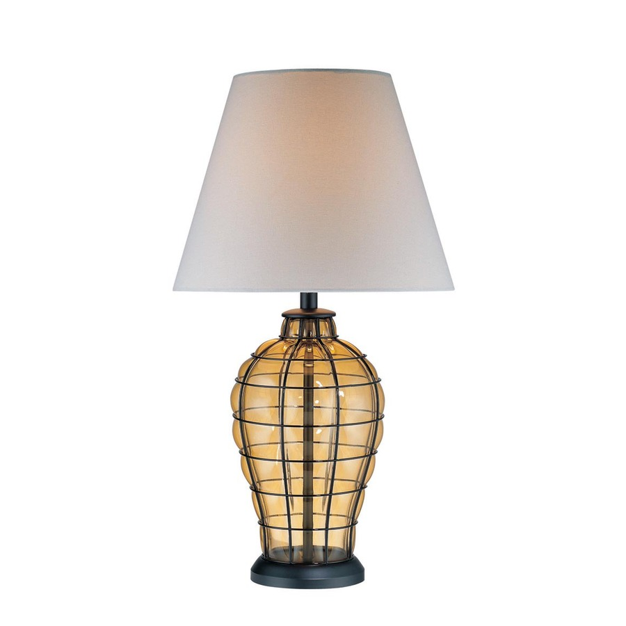 shop lite source 3 way switch multicolor indoor table lamp. Black Bedroom Furniture Sets. Home Design Ideas