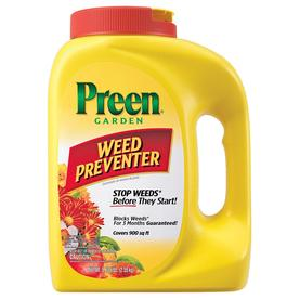 Preen 5.625-lb Weed Preventer Bottle