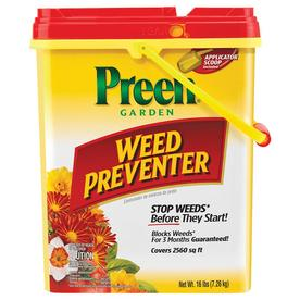 Preen 16-lb Garden Weed Preventer