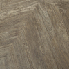 Congoleum Structure 12-Piece 9-in x 48-in Sepia Twill Right Peel-And-Stick Exotic Luxury Commercial Vinyl Planks