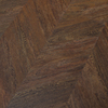 Congoleum Structure 12-Piece 9-in x 48-in Cocoa Twill Right Peel-And-Stick Exotic Luxury Commercial Vinyl Planks