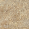Congoleum Stoneybrook 10-Piece 16-in x 16-in Groutable Twilight Gold Glue (Adhesive) Stone Luxury Residential Vinyl Tile