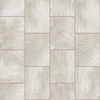 Congoleum LVT 10-Piece 16-in x 16-in Groutable Fresh Start Glue (Adhesive) Slate Luxury Vinyl Tile