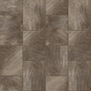 Congoleum LVT 10-Piece 16-in x 16-in Groutable Hawthorne Buff Glue (Adhesive) Slate Luxury Vinyl Tile