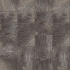 Congoleum LVT 10-Piece 16-in x 16-in Groutable Day's End Glue (Adhesive) Slate Luxury Vinyl Tile