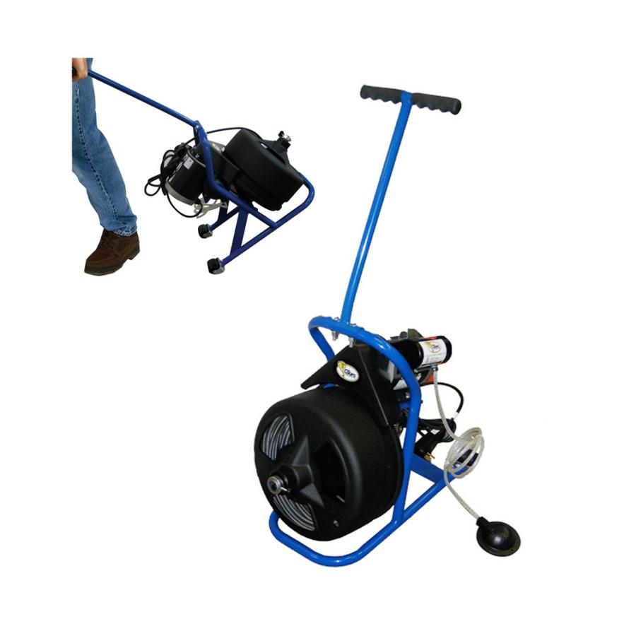 cable drum machine