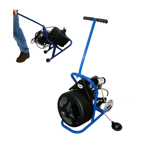lowes drain cleaning machine