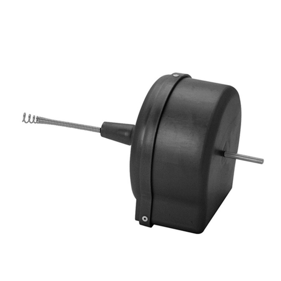 Cobra LX87200 1 4 X20 Snake It Drill Powered Drum Auger