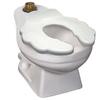Crane Plumbing Baby Bowl White Elongated Toilet Bowl