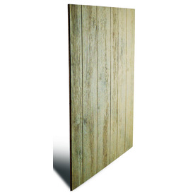 48-in x 96-in 8-in On Center Untreated Wood Composite Siding
