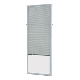 Shop ODL 66 in L White Aluminum 059 in Slat Light