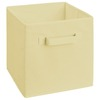 ClosetMaid 10.5-in W x 11-in H Natural Fabric Drawer