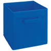 ClosetMaid 10.5-in x 11-in 1-Drawer Royal Blue Fabric Drawer