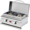 Cal Flame Built-in Grill Cabinet Propane Side Burner
