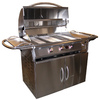 Cal Flame 3-Burner (45,000-BTU) Liquid Propane Infrared Gas Grill