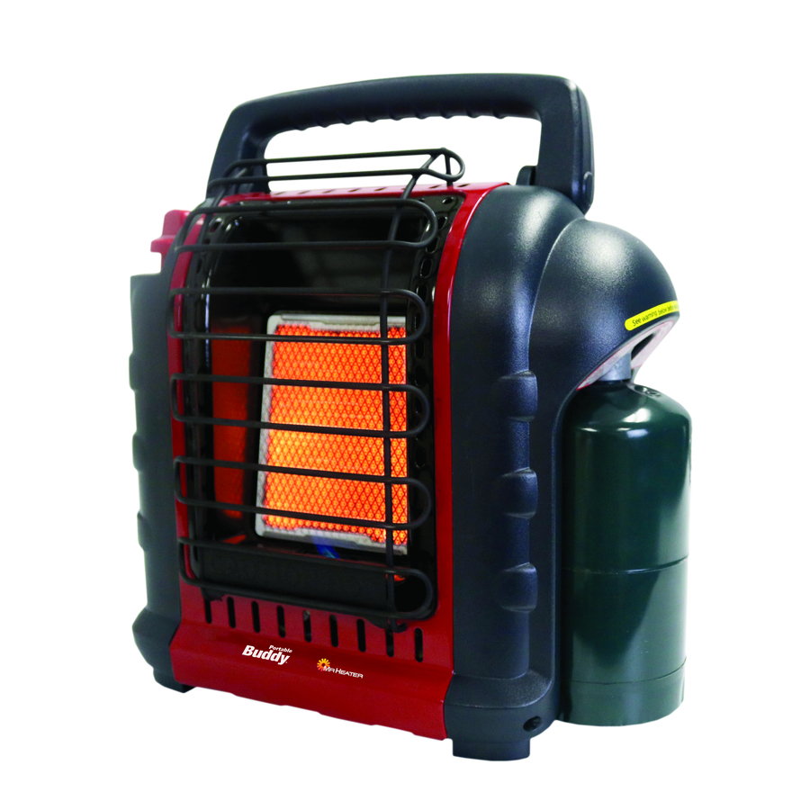 Shop Mr. Heater 9,000-BTU Portable Radiant Liquid Propane Heater at