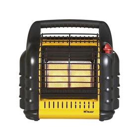 Mr. Heater 18,000-BTU Portable Radiant Liquid Propane Heater F274815