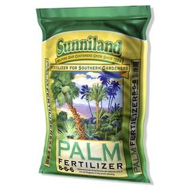 Sunniland 5-lb Organic Palm Trees Plant Food Granules (8-6-6)