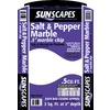 Sunniland 0.5 cu ft Salt and Pepper Rock