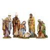 Roman Resin Tabletop Figurine with Lights