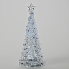 Roman Christmas Plastic Lighted Tree Figure