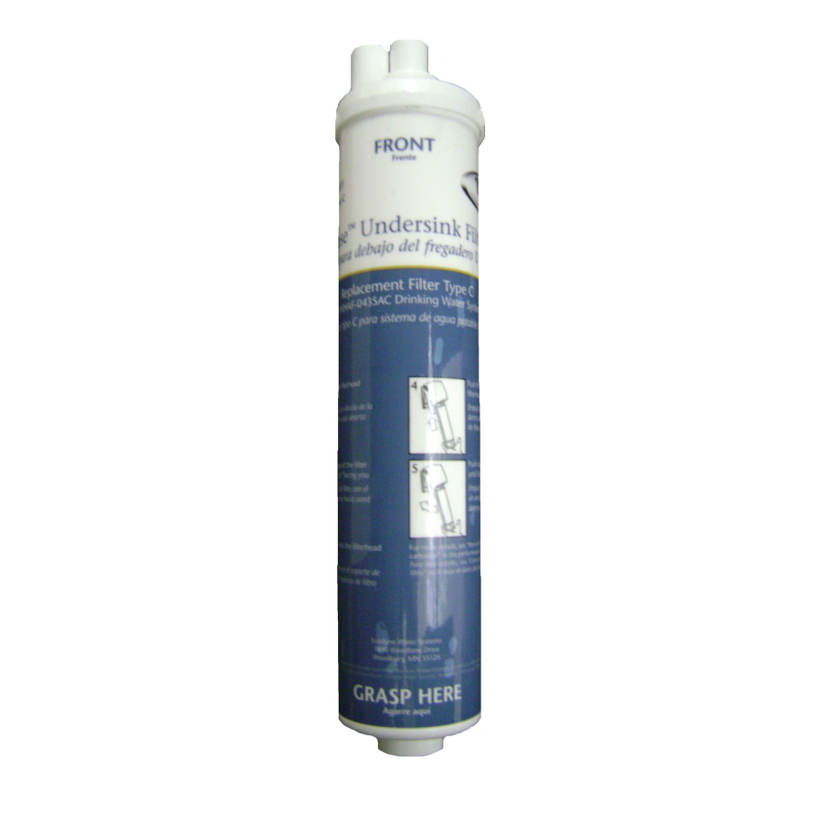 how to change whirlpool under sink water filter