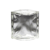 Pittsburgh Corning Hedron Decora Premiere Glass Block (Common: 8-in H x 6-in W x 4-in D; Actual: 7.75-in H x 5.75-in W x 3.87-in D)
