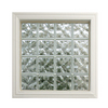 Pittsburgh Corning 64-5/16-in x 33-3/16-in LightWise Series Vinyl Glass Block Window