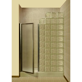 Shop pittsburgh corning premiere series decora white glass for Glass blocks for crafts lowes