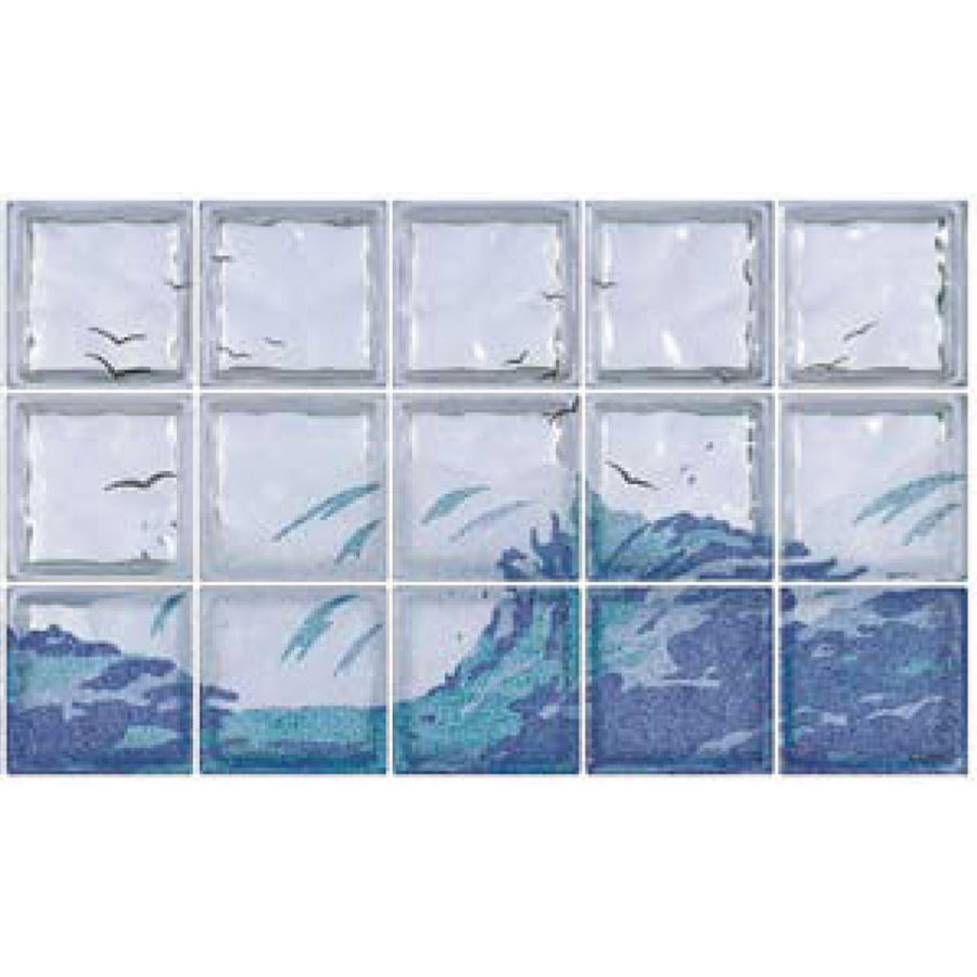 Enlarged image for Glass blocks for crafts lowes