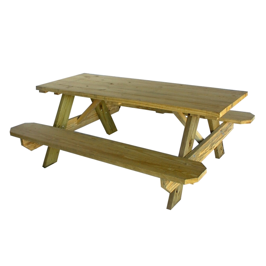 Instant Get Yellow Wood Picnic Table Plans
