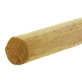 10-ft Wood Landscape Stake