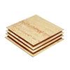Pine Sanded Plywood (Common: 1/4-in x 2-ft x 2-ft; Actual: 0.25-in x 23.75-in x 23.75-in)