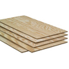 Pine Sanded Plywood (Common: 1/4-in x 2-ft x 4-ft; Actual: 0.25-in x 23.75-in x 47.75-in)