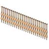 PneuScrew 1000-Count #10 x 2-in Flat-Head Yellow Zinc Square-Drive Interior Wood Screws