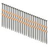 PneuScrew 1000-Count #8 x 3-in Flat-Head Ceramic Deck Screws