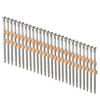 PneuScrew 1000-Count #9 x 3-in Flat-Head Stainless Steel Star-Drive Deck Screws