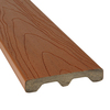 Style Selections 5/4 x 6 x 8 Autumn Brown Ultra-Low Maintenance Composite Decking