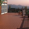 Style Selections Sienna Red Ultra-Low Maintenance (Ulm) Composite Decking (Common: 5/4-in x 6-in x 12-ft; Actual: 1-in x 5.5-in x 12-ft)