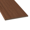Style Selections 1 x 12 x 12 Sienna Red Composite Deck Trim Board