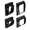 Deckorators 4-Pack Deck Rail Brackets