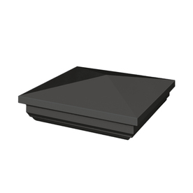 Deckorators Composite Deck Post Cap (Actual: 3.5-in x 3.5-in)