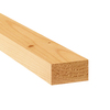 Severe Weather Wood Cedar Fence Rail (Common: 2-in x 3-in x 12-ft; Actual: 1.5-in x 2.5-in x 12-ft)