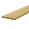 Ponderosa Pine Pattern Stock Board (Common: 1-in x 8-in x 8-ft; Actual: 0.75-in x 7.25-in x 8-ft)